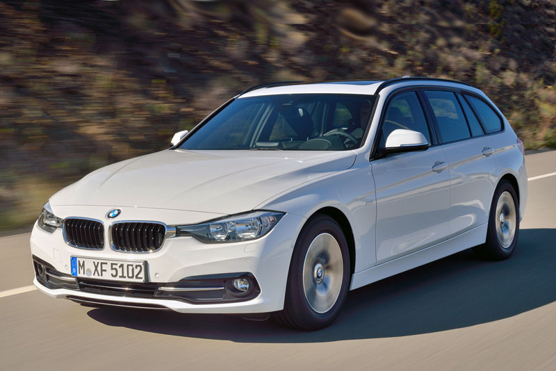 bmw s rie 3 touring familiale 2016. Black Bedroom Furniture Sets. Home Design Ideas